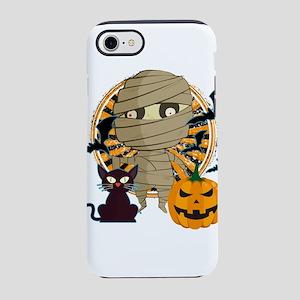 Mummy Halloween iPhone 7 Tough Case
