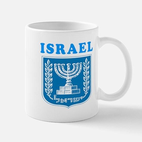 Israel Coat Of Arms Designs Mug