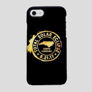 Eclipse N. Carolina iPhone 7 Tough Case