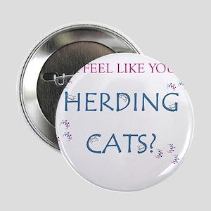 """Herding Cats 2.25"""" Button"""
