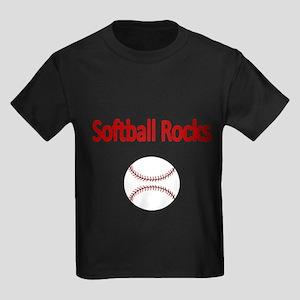 SOFTBALL ROCKS T-Shirt