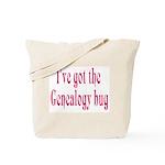 Genealogy Tote Bag
