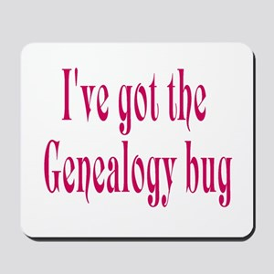 Genealogy Mousepad