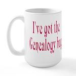 Genealogy Large Mug
