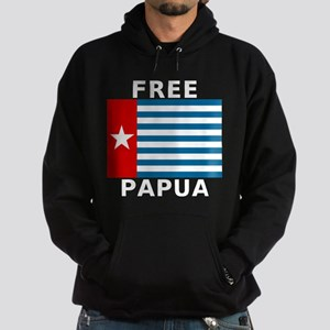 Pree Papua Flag Hoodie
