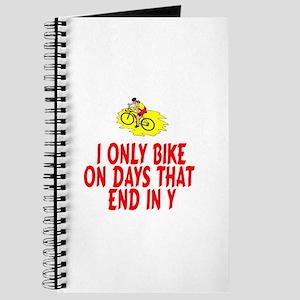 BikeChick Days Journal