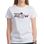 Women's Classic White T-Shirt