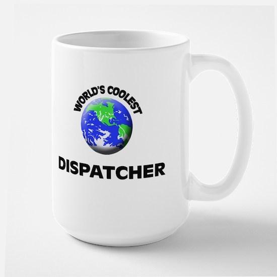 World's Coolest Dispatcher Mug