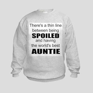 Funny auntie Sweatshirt