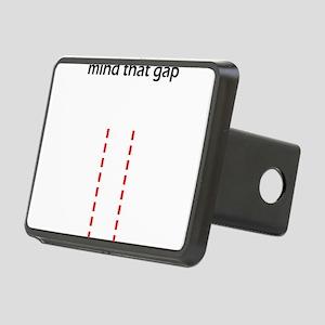 Mind That Gap Rectangular Hitch Cover