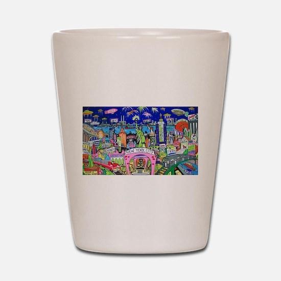 Design #24 Shot Glass