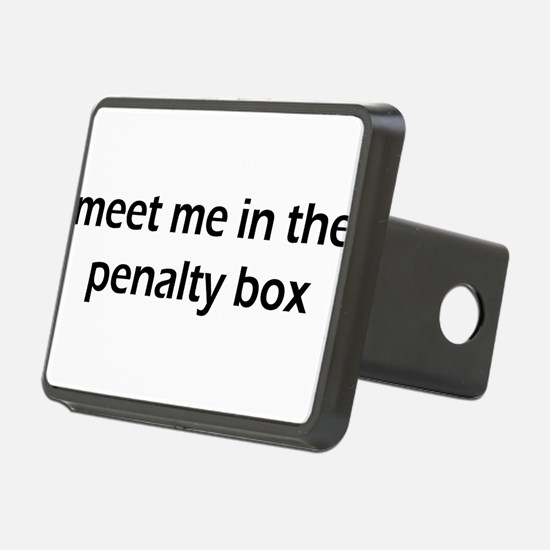 Meet Me In The Penalty Box Hitch Cover