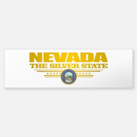 Nevada Pride Bumper Bumper Bumper Sticker