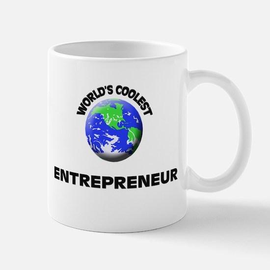 World's Coolest Entrepreneur Mug