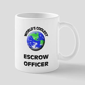 World's Coolest Escrow Officer Mug