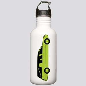Green Hearse Stainless Water Bottle 1.0L