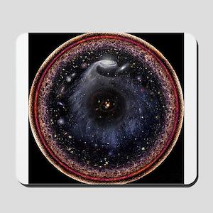 Starry Gnosis Mandala Mousepad