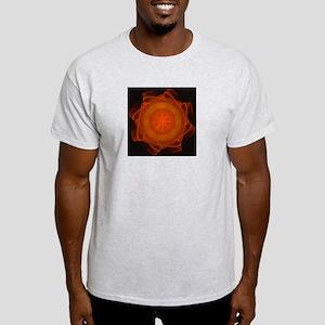 Laser Mandala T-Shirt