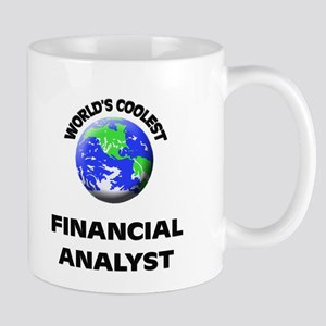 World's Coolest Financial Analyst Mug