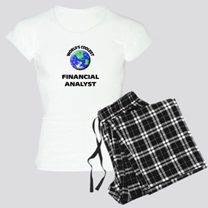 World's Coolest Financial Analyst Pajamas