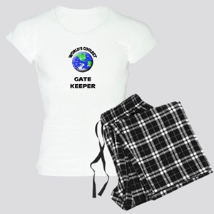 World's Coolest Gate Keeper Pajamas
