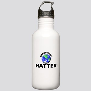 World's Coolest Hatter Water Bottle