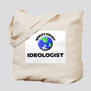 World's Coolest Ideologist Tote Bag