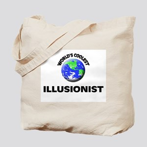 World's Coolest Illusionist Tote Bag