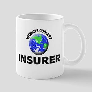 World's Coolest Insurer Mug