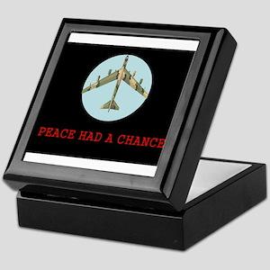 bomberpeace Keepsake Box