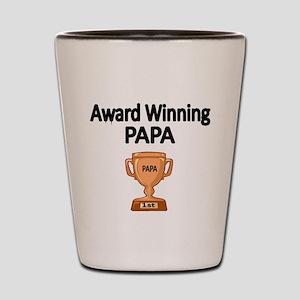 AWARD WINNING PAPA Shot Glass