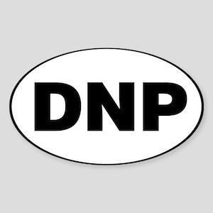 Denali National Park, DNP Sticker