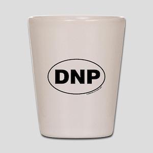Denali National Park, DNP Shot Glass