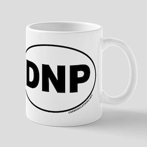 Denali National Park, DNP Small Mug