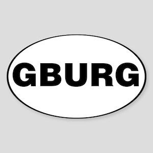 Gettysburg, GBURG Sticker