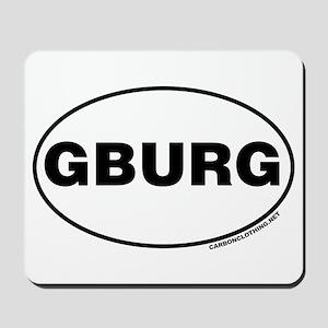 Gettysburg, GBURG Mousepad