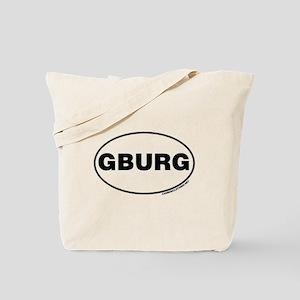 Gettysburg, GBURG Tote Bag