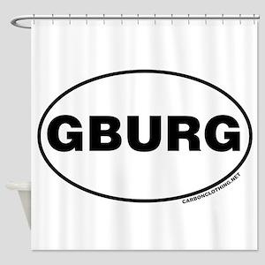 Gettysburg, GBURG Shower Curtain