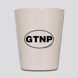 Grand Teton National Park, GTNP Shot Glass