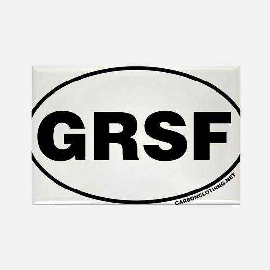 Green Ridge State Forest, GRSF Rectangle Magnet