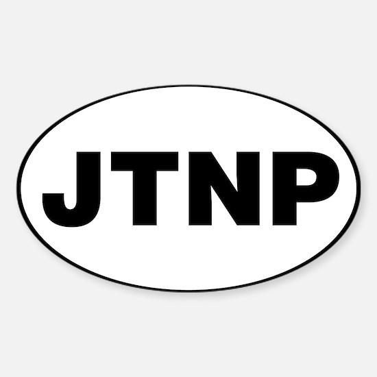 Joshua Tree National Park, JTNP Decal