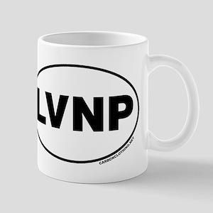 Lassen Volcanic National Park, LVNP Small Mug