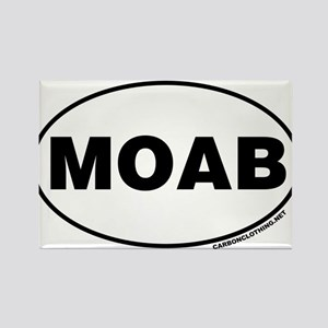 MOAB Rectangle Magnet