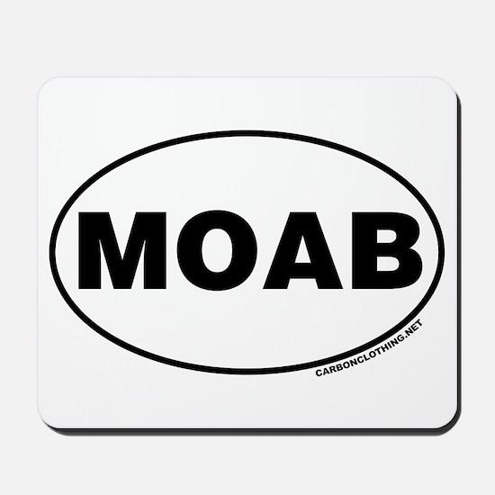 MOAB Mousepad