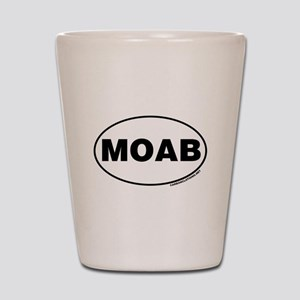 MOAB Shot Glass