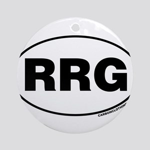 Red River Gorge, RRG Ornament (Round)