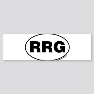 Red River Gorge, RRG Bumper Sticker
