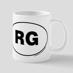Ricketts Glen State Park, RG Small Mug