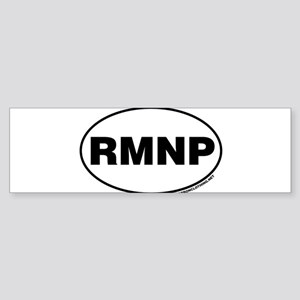 Rocky Mountain National Park, RMNP Bumper Sticker