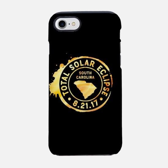 Eclipse S. Carolina iPhone 7 Tough Case